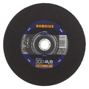 Pjovimo diskas metalui ST34 350x3,0x25,4mm ALPHA line, Rhodius