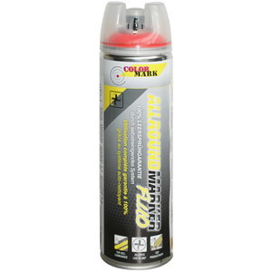ALLROUNDMARKER FLUO 360 yellow 500ml aerosol, Motip