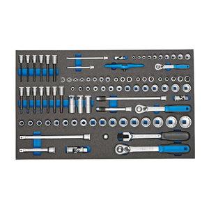 Moodul tööriistadega 2005 CT4-U-20 91-osa, Gedore
