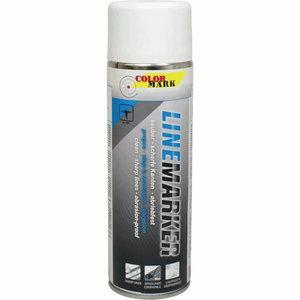 LINEMARKER white 500ml spray, Motip