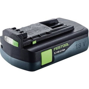 Aku BP 18 / 3,1 Ah Li-Ion, Festool
