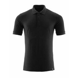 Polo Shirt Crossover ProWash, black XL, Mascot
