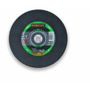 Pjov.disk.akmeniui FT40 300x3.0x20,0, Rhodius