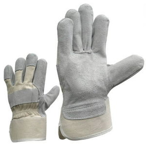 Gloves leather with lining 10,5