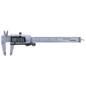 Digital caliper 150mm 0,01mm stainless steel, Vögel
