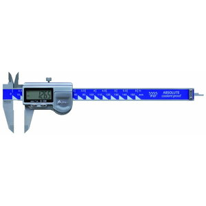 Digital caliper 200x0.01mm/8x0.0005  IP67,  DIN 876, Vögel