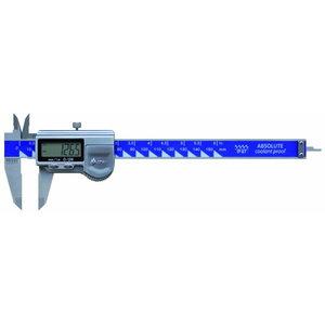 Elektroniskais mērtausts 200x0.01mm/8x0.0005  IP67,  DIN 87, Vögel