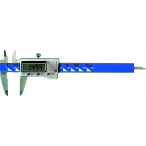 Electr. digital caliper 100x0,01mm/4x0,0005, Vögel