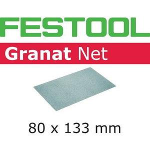Grinding net GRANAT Net STF 80x133, P400 - 50pcs, Festool