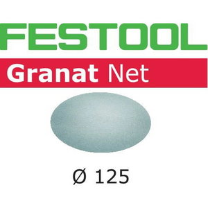 Grinding net GRANAT Net / 125mm / P180 / 50pcs, Festool