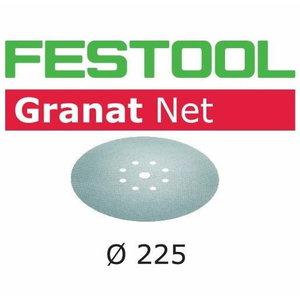 Šlifavimo tinkleliai STF D225 P320 GR NET/25 vnt., Festool