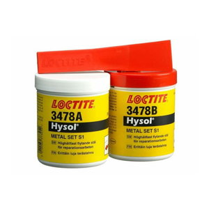 Metal-filled Compounds  3478 453g, Loctite