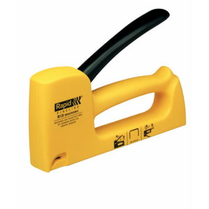 Степлер R13 4-10 мм, жёлтый, №.13 скобы HANDY, RAPID