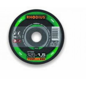 Pjovimo diskas akmeniui XT66 180x1,9, Rhodius