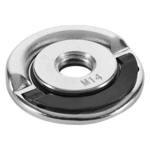 Keyless flange nut QRN-AGC 18 M14 115–125 mm, Festool