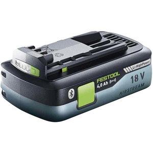 HighPower akumulators BP 18 Li 4,0 HPC-ASI, Festool