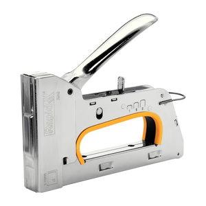Skavotājs R33 6-14 mm, dzeltens, Nr.13 skavas PRO, Rapid