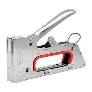 Skavotājs R153E 4-8mm, sarkans, Nr.53 skavas PRO, Rapid
