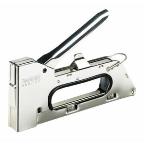 Skavotājs R14E 6-8mm, zaļš, Nr.140 skavas PRO, Rapid