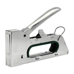 Kabių pistoletas R14E 6-8mm žalias Nr 140 kabės PRO, Rapid