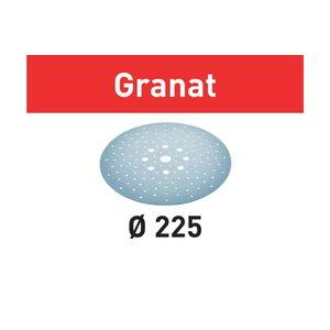 Lihvkettad GRANAT / STF D225/8 / P80 / 25tk, Festool