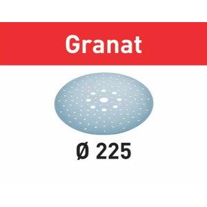 Lihvleht Granat STF D225/128 P120 GR/25 tk, Festool