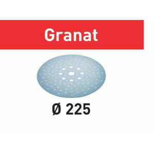 Šlifavimo diskai STF D225/128 P150 GR/25 25 vnt., Festool