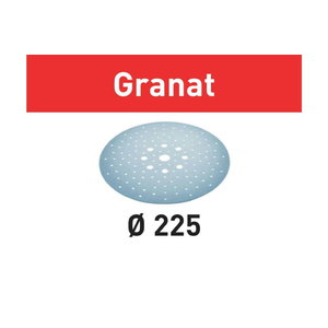 Lihvkettad GRANAT / STF D225/128 / P220 / 25tk, Festool