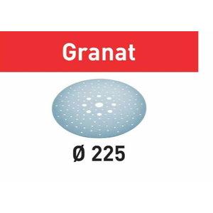 Lihvkettad GRANAT / STF D225/128 / P80 / 5tk, Festool