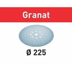 Lihvkettad GRANAT / STF D225/128 / P120 / 5tk, Festool
