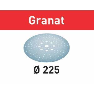 Lihvkettad GRANAT / STF D225/128 / P240 / 5tk, Festool