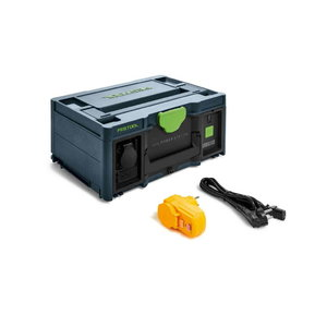 Mobilus elektros energijos šaltinis SYS-PowerStation, Festool