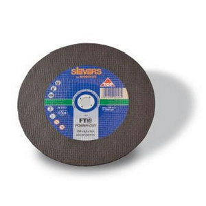 Pjov.disk.bėgiams FT60 350x4x25,4 A24PBF9760, Rhodius
