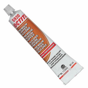 Flange sealant Silicone Copper  5920 80ml, Loctite