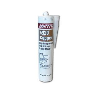 Flange sealant Silicone Copper LOCTITE 5920 300ml, Loctite