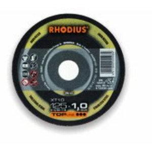 Griezējdisks XT10 Mini 50x1x6 INOX, RHODIUS Schleifwerkzeuge