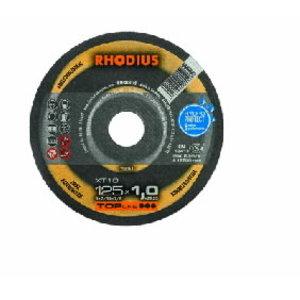 INOX lõikeketas 65x2x6 XT10  MINI TOP line, Rhodius