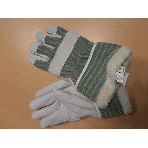 рабочие перчатки для сварщика серые из козьей кожи без подкладки , soe nahksõrmik KT, seanahk, vooder nr 10-11,  зимние, OTHER