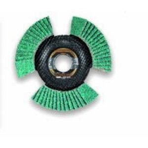 Slīpdisks lameļu 125x22,23 G80 LSZ F Vision, RHODIUS Schleifwerkzeuge