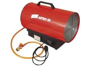 soojapuhur gaasitoitega ASTRO 30 M