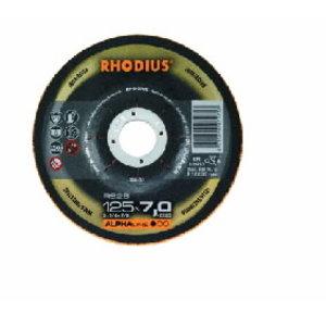 INOX lihvketas 230x7x22,23 RS28 ALPHA line, Rhodius
