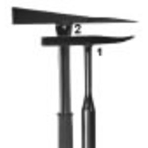 Atskaldāmais āmurs LS (new 802540), Vlamboog