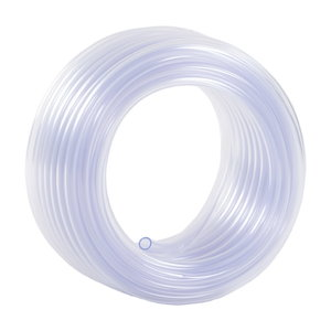 Universal hose 6mm 50m, transparent 6/9,6 ToppBright, Toppi