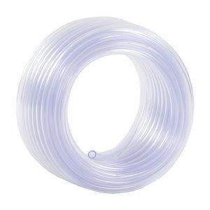 Universal hose 6mm 50m, transparent 6/9,6 ToppBright, Toppi