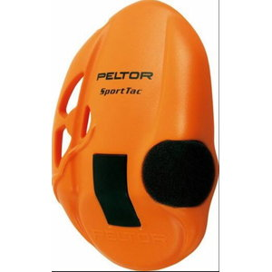 PELTOR™ SportTac™ Replacement Shells, Orange XH001653308, 3M