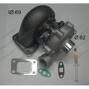 Turbocharger LJ/LD Perkins JCB 02/101820, TVH Parts
