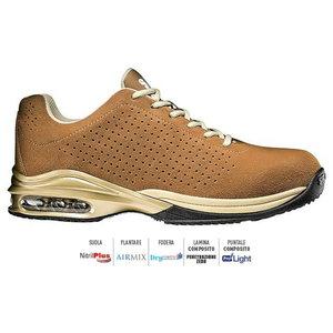 Apsauginiai batai Ramada S1P HRO SRA, ruda, 41, Sir Safety System