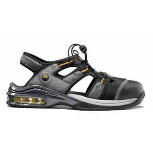 Darba sandales HORIZON SB, pelēkas, Sir Safety System