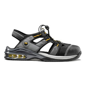 Darba sandales HORIZON SB, pelēkas, 47