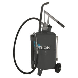 Mobile Oil Dispenser, 24l, grey, Orion